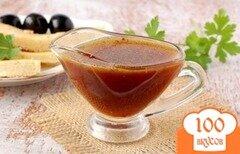 Фото рецепта: «Горчично-медовый соус»