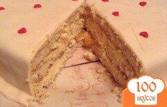 Фото рецепта: «Торт Милочка»