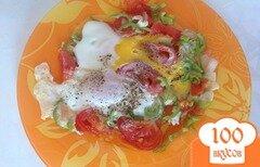 Фото рецепта: «Летняя яичница»
