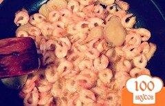 Фото рецепта: «Жареные креветки»