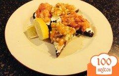 Фото рецепта: «Тартар из лосося с гренками»