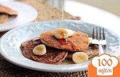 Фото рецепта: «Овсяные оладушки»