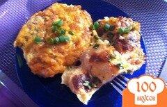 Фото рецепта: «Куриное в сырной панировке»