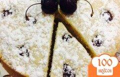 Фото рецепта: «Черешневый пирог»