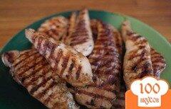 Фото рецепта: «Куриное филе в соевом соусе»