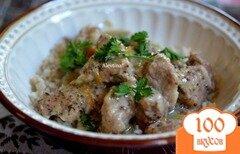 Фото рецепта: «Свинина с кленовым сиропом»