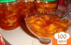 Фото рецепта: «Варенье из персиков в сиропе»