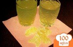Фото рецепта: «Имбирная водка»