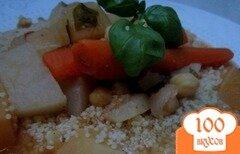Фото рецепта: «Кабачки по-восточному»