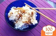 Фото рецепта: «Рис с чесноком по японски»