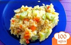 Фото рецепта: «Рис по летнему»