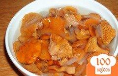 Фото рецепта: «Маринованные лисички без уксуса»