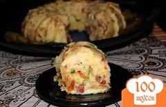 Фото рецепта: «Картофельный кекс»