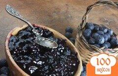 Фото рецепта: «Варенье из черники в мультиварке»