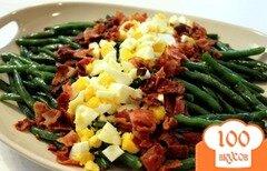 Фото рецепта: «Зеленая фасоль»