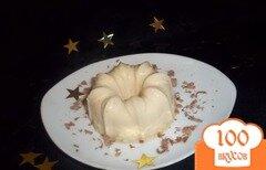 Фото рецепта: «Карамельная панна котта»