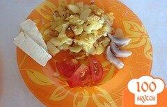 Фото рецепта: «Жареный картофель»