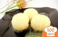 Фото рецепта: «Гарнирные рисовые шарики»