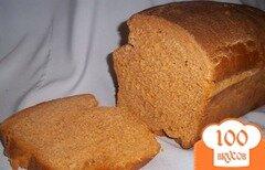 Фото рецепта: «Хлеб на томатном соке»