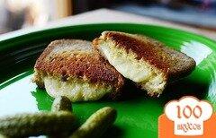 Фото рецепта: «Ирландские тосты»