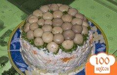 Фото рецепта: «Салат «Лесная поляна»