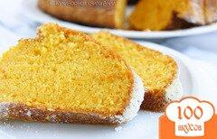 Фото рецепта: «Бразильский морковный пирог»