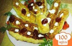 Фото рецепта: «Картофельные колбаски»