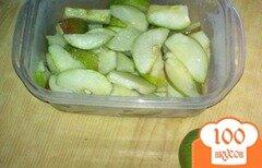 Фото рецепта: «Замороженные груши»