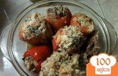 Фото рецепта: «перец»