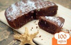 Фото рецепта: «Шоколадный брауни»