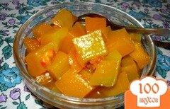 Фото рецепта: «Варенье из тыквы на зиму»