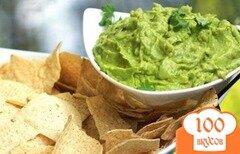 Фото рецепта: «Соус гуакамоле (из авокадо)»