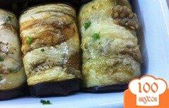 Фото рецепта: «Баклажаны на закуску»