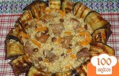 Фото рецепта: «Баклажаны по-узбекски»