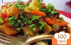 Фото рецепта: «Кабачки по-армянски»