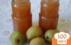 Фото рецепта: «Варенье из груш без воды»