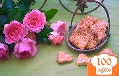 Фото рецепта: «Крекер с семенами льна»