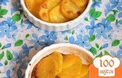 """Фото рецепта: «Картофель """"Анна""""»"""