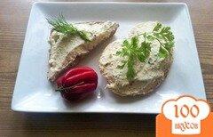 Фото рецепта: «Паштет из курицы с сыром»