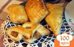 Фото рецепта: «Грибные пирожки»
