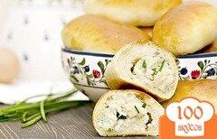 Фото рецепта: «Воздушные пирожки в духовке»
