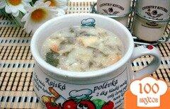 Фото рецепта: «Суп щавелевый особый»