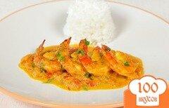 Фото рецепта: «Креветки по-тайски»