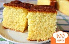 Фото рецепта: «Кекс на сливках»