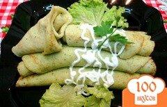 Фото рецепта: «Блины из капусты»