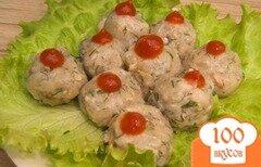 Фото рецепта: «Фрикадельки грибные»