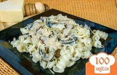 Фото рецепта: «Грибной соус к макаронам»