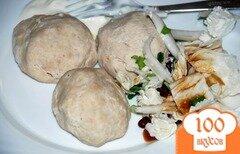 Фото рецепта: «Куриные паровые котлеты»
