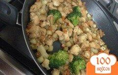 Фото рецепта: «Филе курицы с овощами»