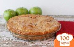 Фото рецепта: «Лимонный пирог на скорую руку»